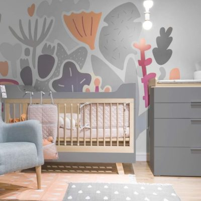 4You Nursery - Grey & Oak