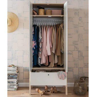 Spot Two-Door Wardrobe
