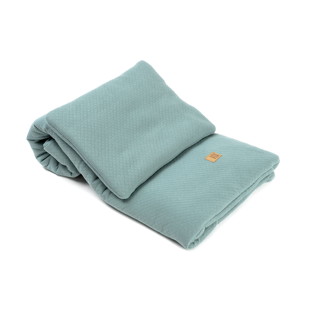 Baby Bedding Set 100x80 - Teal