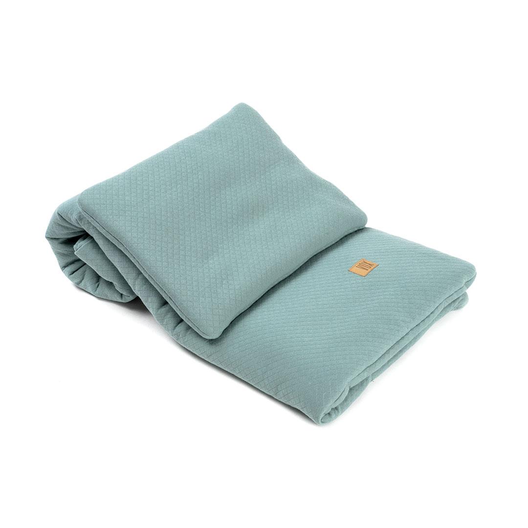 Baby Bedding Set 100x80 - Teal