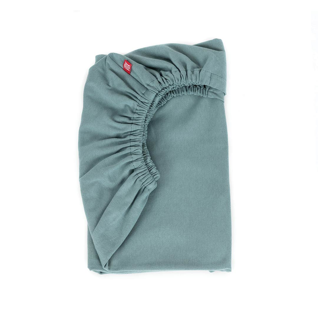 Cot Fitted Sheet 140x70 - Teal