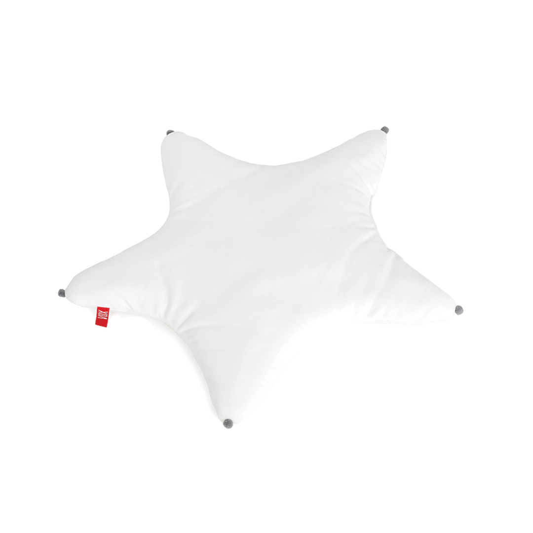 Star Baby Pillow - Ivory