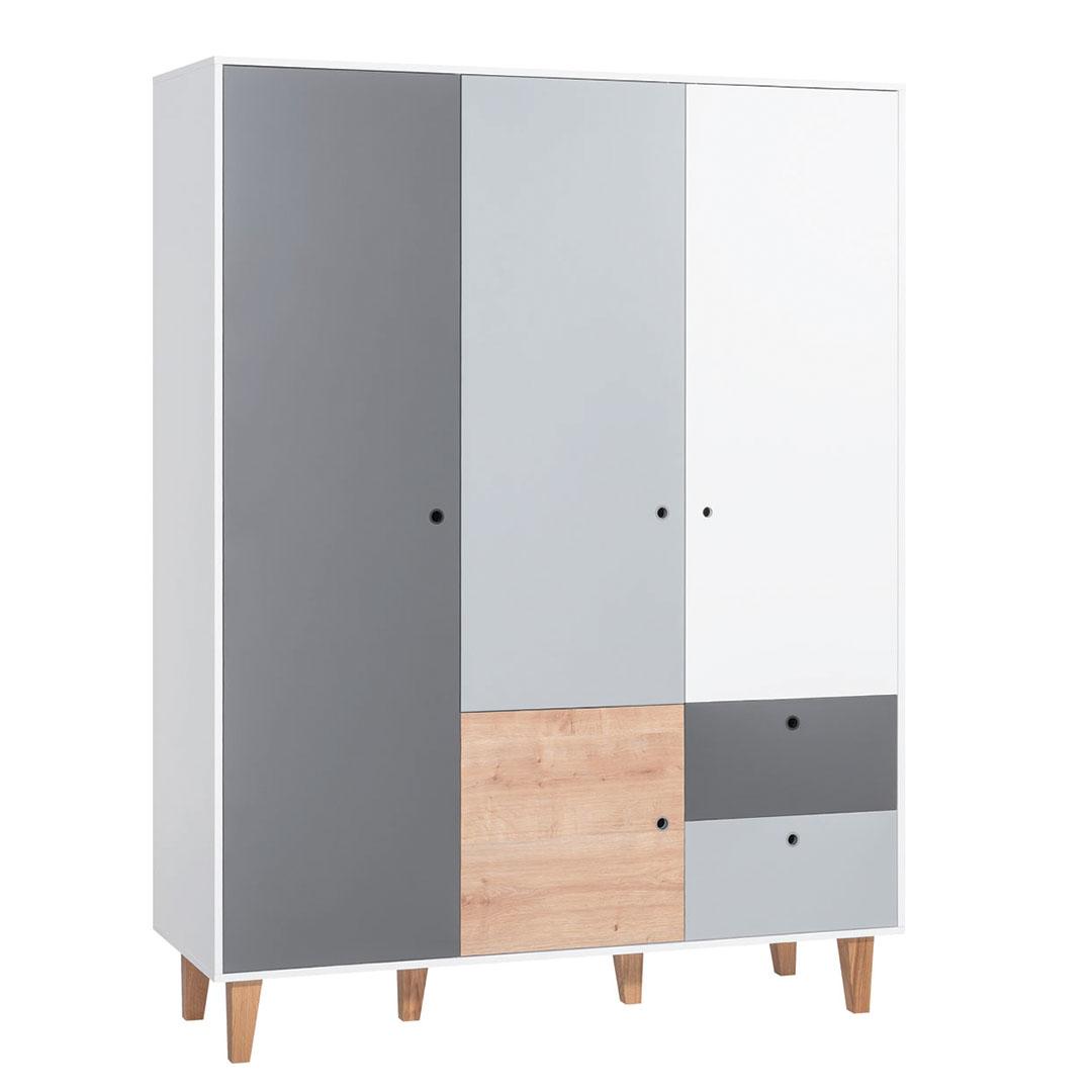 Concept Three-Door Wardrobe