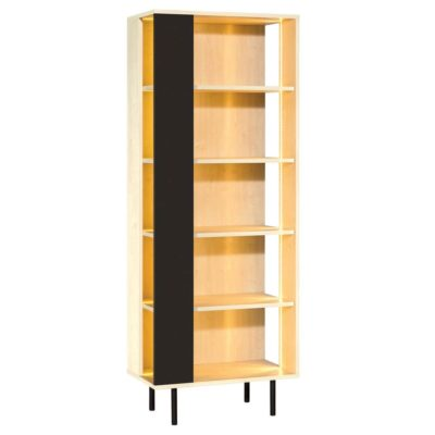 Frame Narrow Bookcase Right