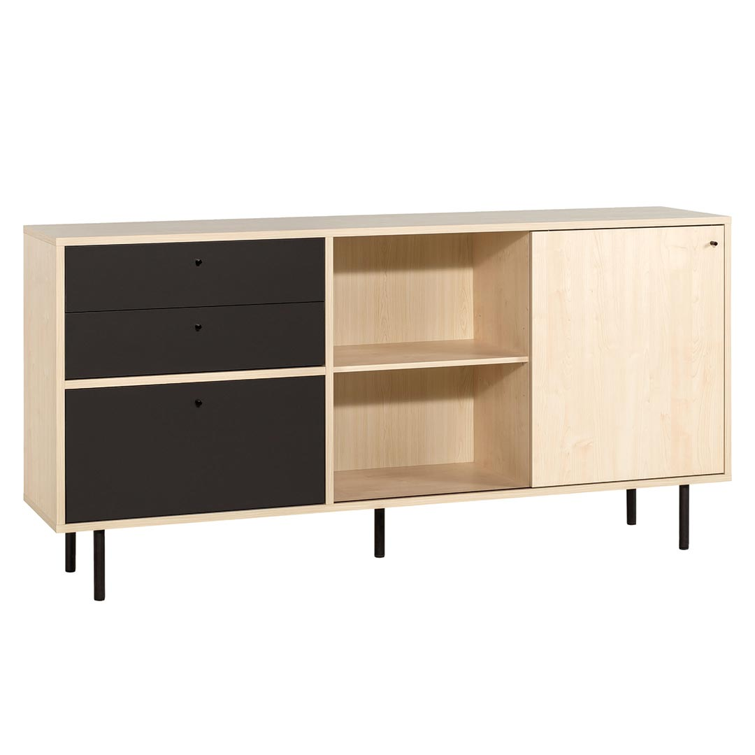 Frame Wide Chest of Drawers