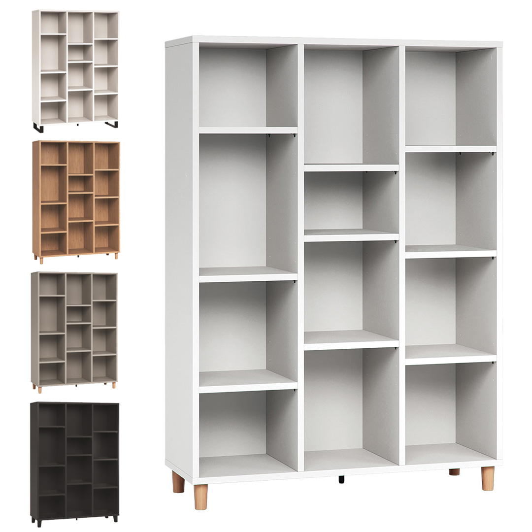 Simple Low Bookcase