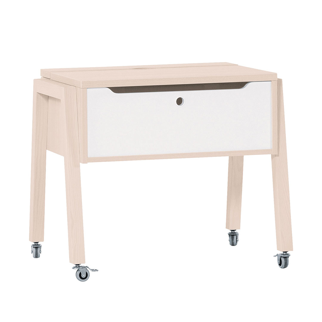 Spot Table with Raised Worktop