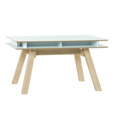 4You Extendable Dining Table - White excl Drawers
