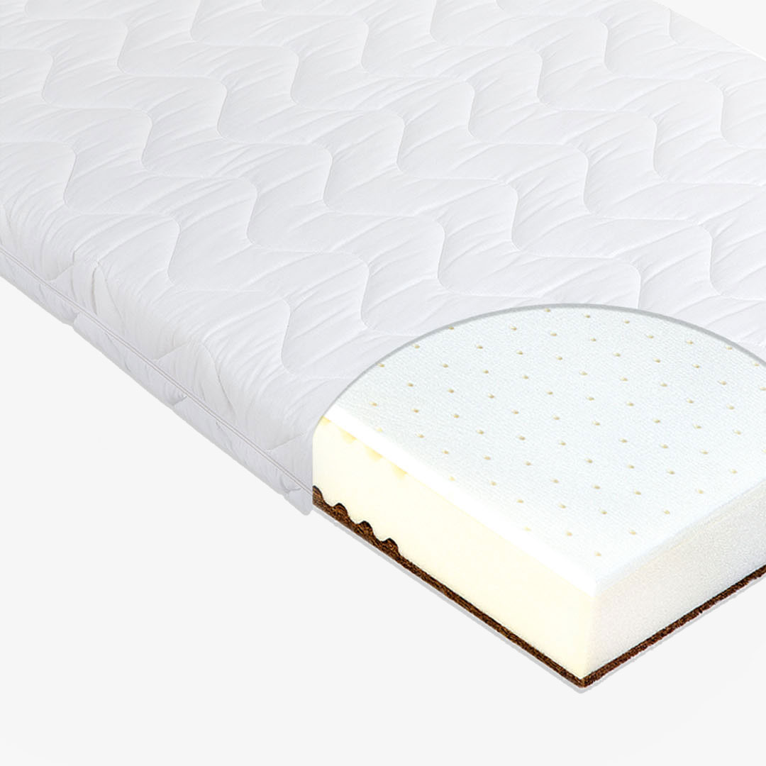 Duo-Latex Cot Mattress 70x140