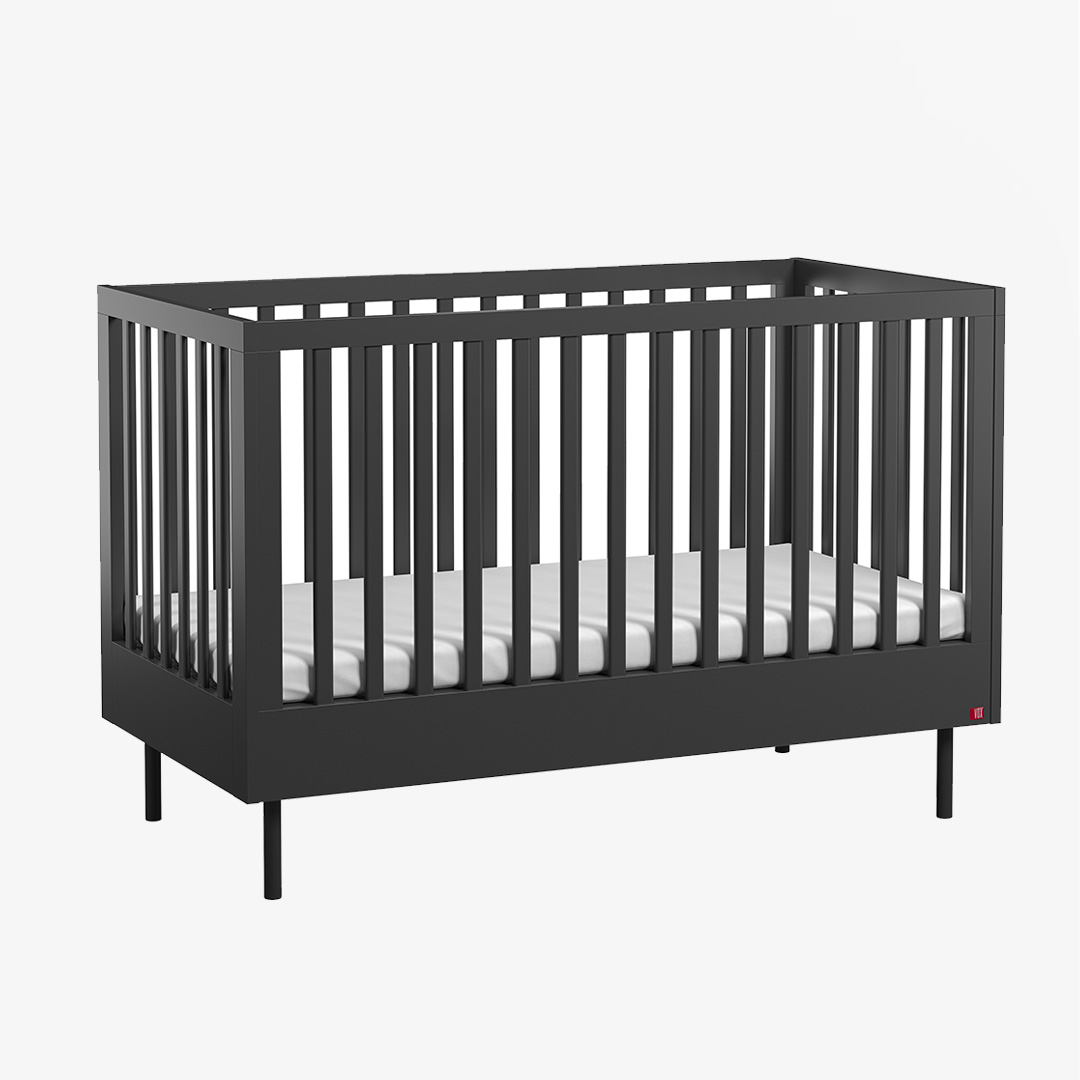 Cute Cot Bed - Black