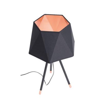 Este Table Lamp - Black