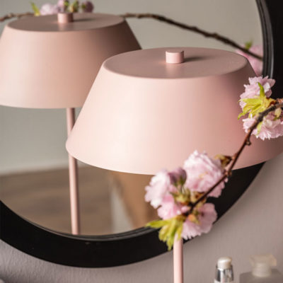 Sevi Table Lamp - Pink