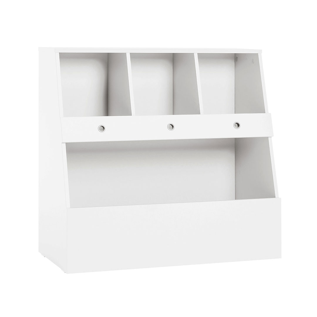 Tuli Bookcase - White