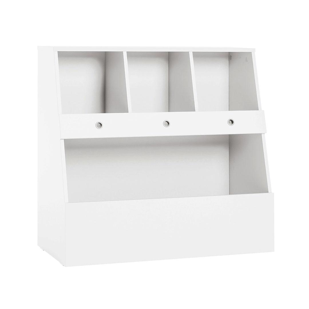 Tuli Bookcase - White