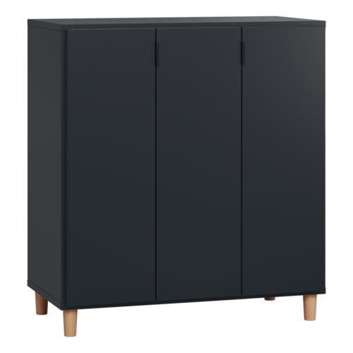 Vox Simple Cupboard - Black