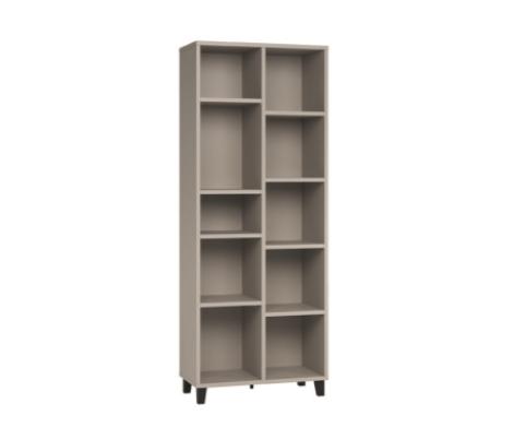 Simple Double Bookcase