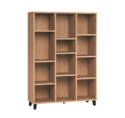 simple-low-bookcase-oak-black