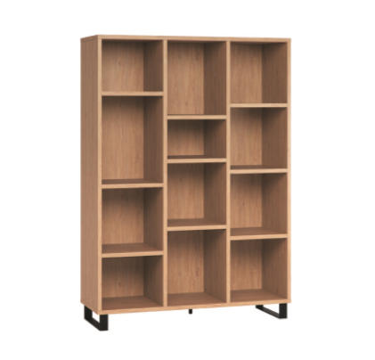 simple-low-bookcase-oak-blackskid