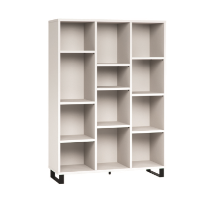 simple-low-bookcase-white-blackskid